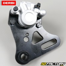 Original rear brake caliper Derbi DRD Xtreme, Gilera MST, RCR (since 2011), HM ...