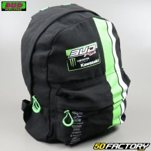 Backpack Bud Racing School Team black and green