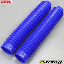 Fuelles horquilla 335mm Ariete azules