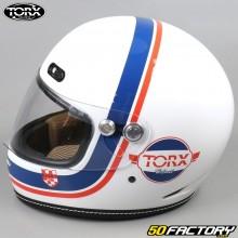 Full face helmet Torx Barry Legend Gulf white