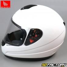 Casque intégral enfant MT Helmets Thunder blanc brillant