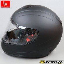 Children's full face helmet MT Helmets Thunder Matte Black