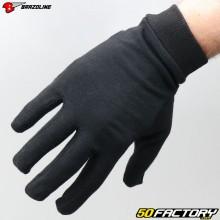 Sous gants Brazoline noir