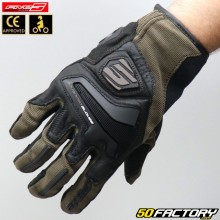 Gloves Street Five RS4  Brown
