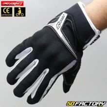 Gloves street Five RS3 black and white