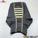 Seat cover Derbi Senda,  Gilera SMT,  RCR... (from 2011) KRM Pro Ride yellow