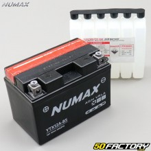 Battery Numax Premium YTX12A-BS 12V 10Ah acid Kawasaki J, Kymco Downtown, People, Suzuki Burgman,  GSX-R...