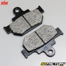 Brake pads Suzuki GZ Marauder,  Intruder 125, 250, RM 500 ... SBS Ceramic