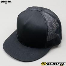 Cap Pull-in Trucker black