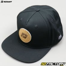 Black Kenny Casual Cap