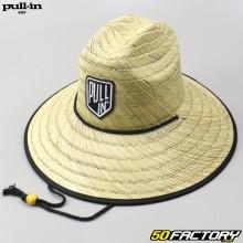 Sombrero de paja sin cordones