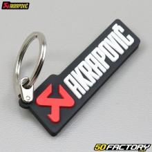 Porte clés Akrapovic horizontal