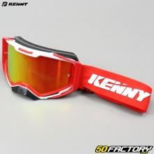 Gafas Kenny Ventury rojas pantalla iridio rojo