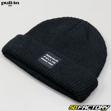Gorro Falco preto pull-in