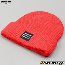 Beanie Pull-in Falco red