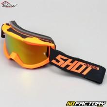 Goggles Shot Iris Solid neon orange