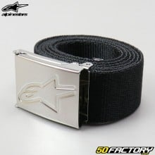 Alpinestars Web Friction Web Belt chrome