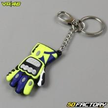 VR46 Glove keychain
