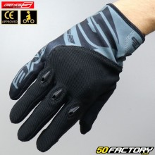 Gloves cross Five E-3 Evo CE Approved Motorcycle Black