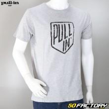 Camiseta gris Pull-in Corpo