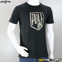 Black Pull-in Corpo T-shirt