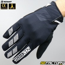 Kenny Neo motorcycle winter gloves CE homologated black