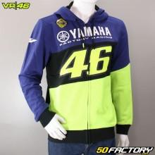 Sudadera full zip con capucha VR46 Racing