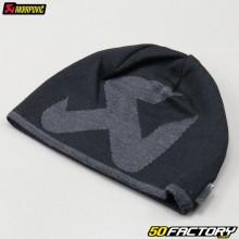 Bonnet Akrapovic noir et gris