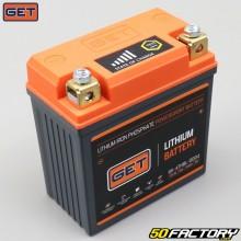 Batterie GET ATHBL 12V 2Ah lithium KTM SXF, Husqvarna FC, Honda CRF 250, 450...