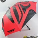 Umbrella Fly Red and black