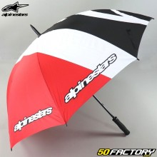 Alpinestars Astars umbrella black, white and red
