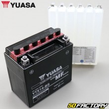 Batterien Yuasa YTX14-BS 12V 12Ah Säure Gilera GP 800, Aprilia SRV, Italjet ...