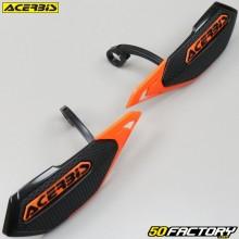 Handguards Acerbis X-Elite black and orange