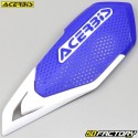 Hand guards  Acerbis X-Elite blue and white