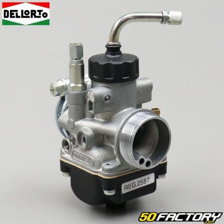 Carburateur PHBG 19.5 AD starter à câble, montage rigide Dellorto