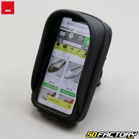 Support smartphone et GPS Givi 160x81mm