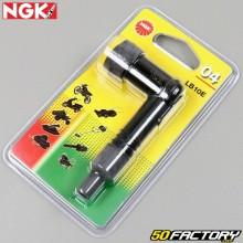 Pipa de bujía NGK LB10E (envase blíster)