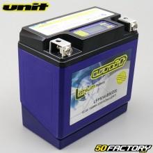 Batterie WTX14-BS 12V 12Ah lithium Gilera GP 800, Aprilia SRV, Italjet… Unit