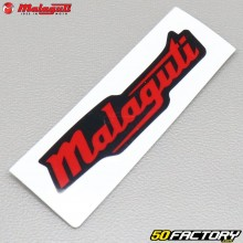 Original headlight plate sticker Malaguti XSM  et  XTM (Since 2019)