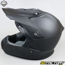 Helmet cross Vito MX Matte Black