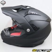 Vito Molino enduro helmet matt black