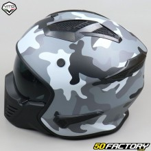 Modular helmet Vito Bruzano camo