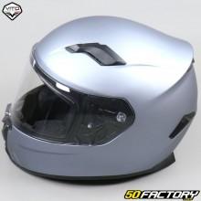 Full face helmet Vito Duomo matt gray