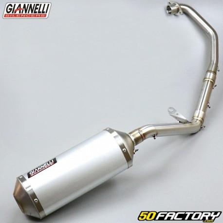 Ligne d'échappement Honda CBR 125 (2011 à 2017) Giannelli IPERSPORT aluminium