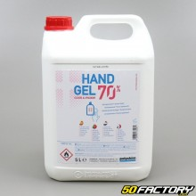 Gel idroalcolico Hand Gel 70% 5L