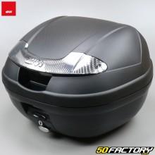 Top case Givi E340 Vision noir avec catadioptres fumés