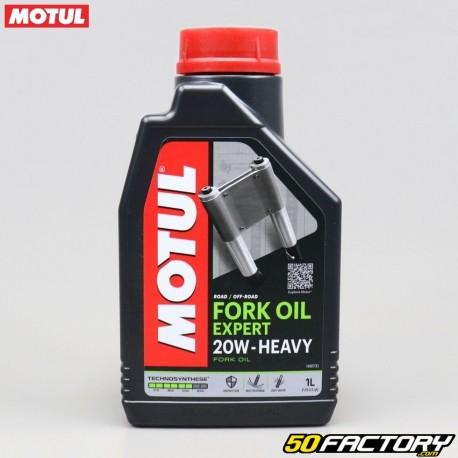 Motul Gabelöl Fork Expert Oil Heavy 20W 1L-Technosynthese