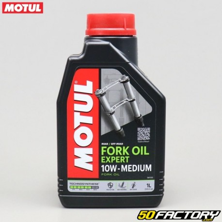Fork oil Motul Medium 10W technosynthesis 1L