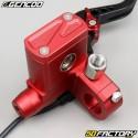 Front master brake cylinder Gencod PX-6 red