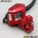 Front master brake cylinder Gencod PX-18 red